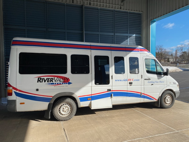 River Valley Transit Van